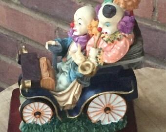 The Mirella Collection  Clowns / Clown figure/ Clown Collection/
