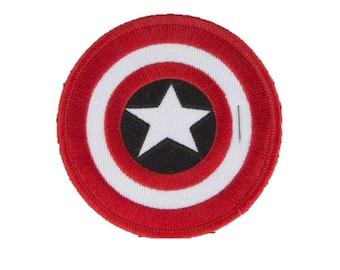 Captain America baby onesie/ creeper
