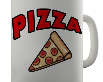 Pizza Ceramic Mug