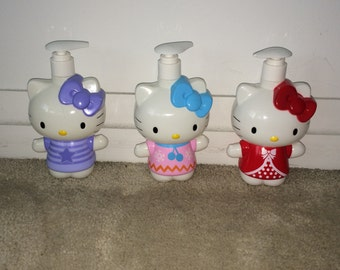 Hello Kitty soap dispensers 500 mL