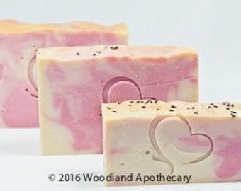 Vegan Luxury Soap - Cranberry