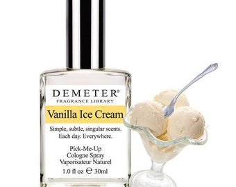 Demeter 1oz Cologne Spray - Vanilla Ice Cream