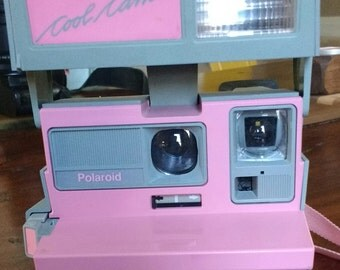Polaroid Cool Cam - IN PINK!