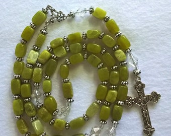 Catholic Rosary  (Item #206)