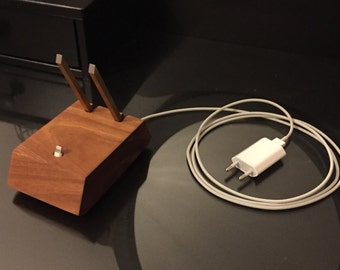 lignaVIDock - iPhone docking station