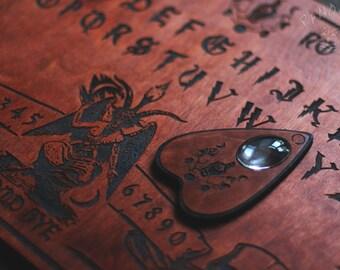 Ouija board, Baphomet