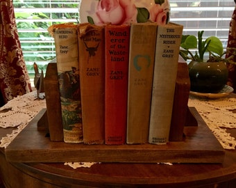 Zane Grey Book Collection