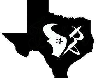 Houston Texans Astros Rockets Decal WATT HARDEN ALTUVE Vinyl - Custom vinyl decals houston tx