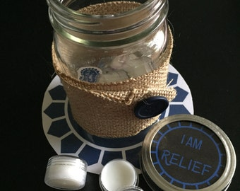 I AM RELIEF - Aromatherapy Solid Balm