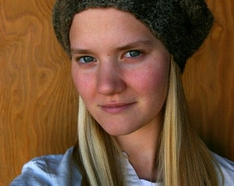 Natural Tones - Womens Beret