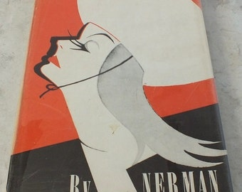 Caricature by Nerman - 1946 - Einar Nerman - 80 Pages - Hardcover Art Book