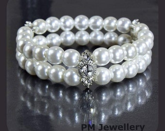 Pearls Bracelet - choose from 5 colours