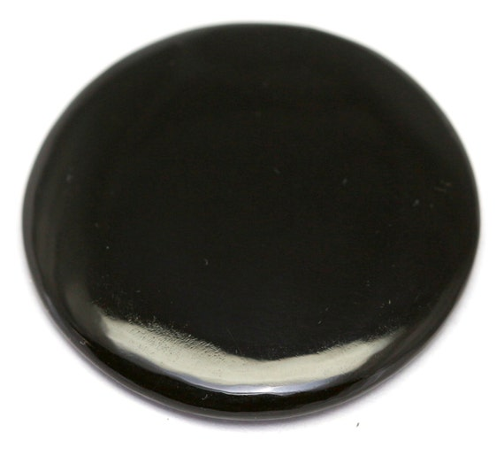 What Color Is Onyx Gemstone : Ct black onyx cabochon gemstone round