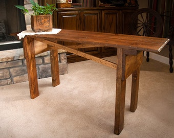 American Primitive Sofa Table