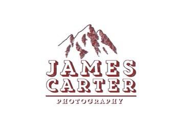 Name 3D logo and watermark, Pre-made logo, Photography Logo.