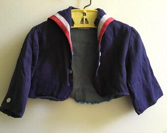 Sailor Jacket Etsy