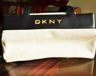 DKNY Canvas Bag