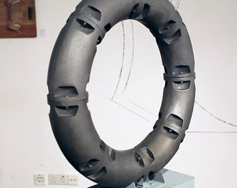 Cast iron ring