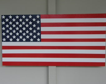 American flags 24x12