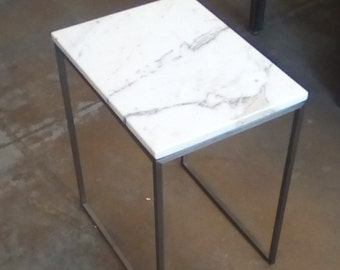 Ortiz Marble End Tables