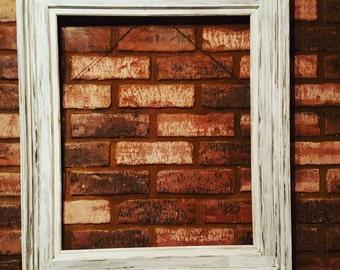 Vintage distressed picture frames