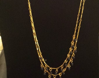 MONET 2 TIER NECKLACE