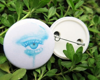 "Badge - ""Melancholia"""