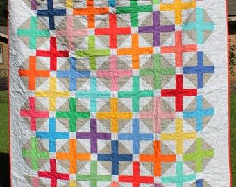 Hopscotch quilt