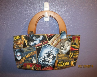 Movie Monsters Purse