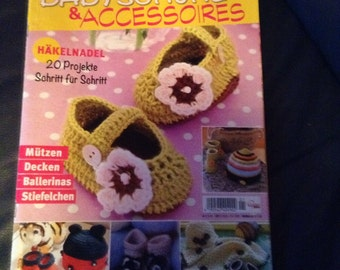 Baby shoes and accessories