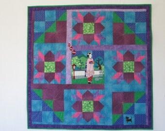 Handmade Quilt Art