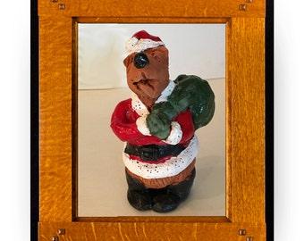 Santa Claus Bear