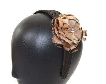 Black Headband, Womens/Ladies/Girls Headband, Racing Headband, Wedding Hair Accessories, Headpiece, Everyday Headband, Fascinator - LULU