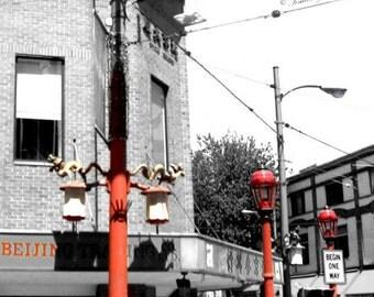 Chinatown Vancouver, British Columbia Accent Piece