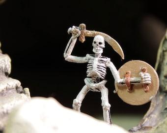 Skeleton Warrior (miniature)