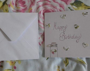 Jar Hearts (Happy Birthday)