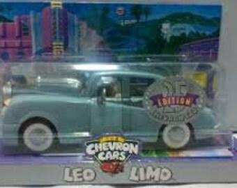 Chevron cars Leo limo 25th edition