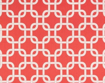 Premier Prints Gotcha Coral Fabric by the Yard - Ready to ship