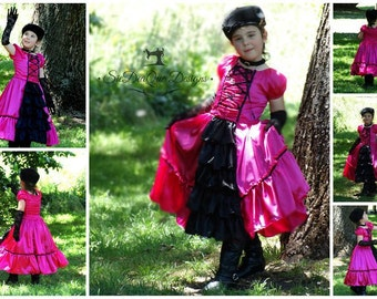 Victorian Era Costume