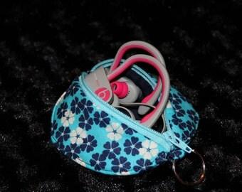 Headphone/Earbud case
