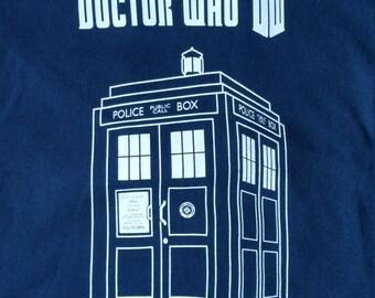 Doctor Who t-shirts, Tardis