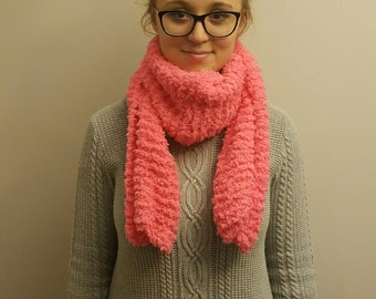 Pink Soft Touch Scarf