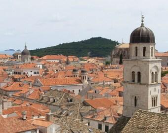 Dubrovnik, Croatia/World Heritage Site/City Photography/Churches