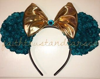 Princess Jasmine ears