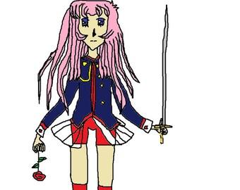 Revolutenary Girl Utena