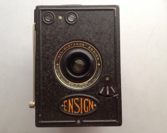 Ensign All Distance Box Camera