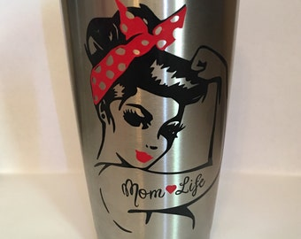 Rosie the Riveter 20oz Tumbler