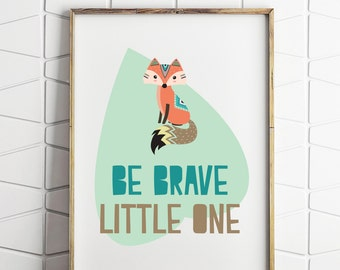 fox nursery decor, fox download art, fox nursery art, fox printable decor, fox nursery print, fox prints, fox download, fox art