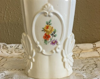 Vintage Inspired Vase