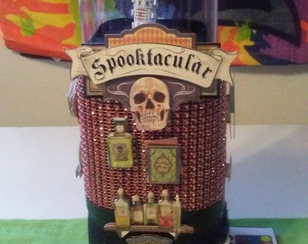 Woody Epps Halloween Lamp